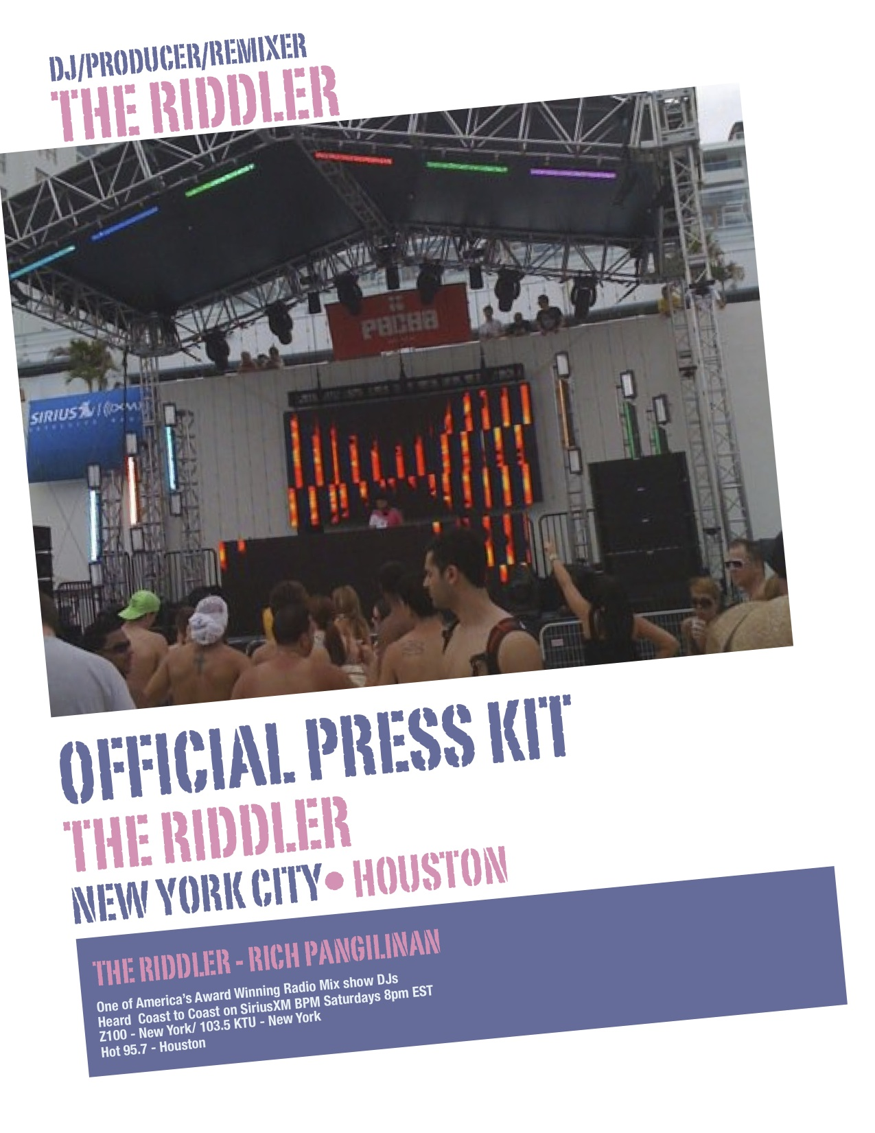 How To Make A Music Press Kit - StayOnBeat.com