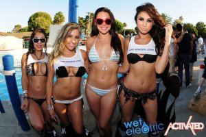Adrenaline 60 LIVE from Wet Electric (Irvine, CA)
